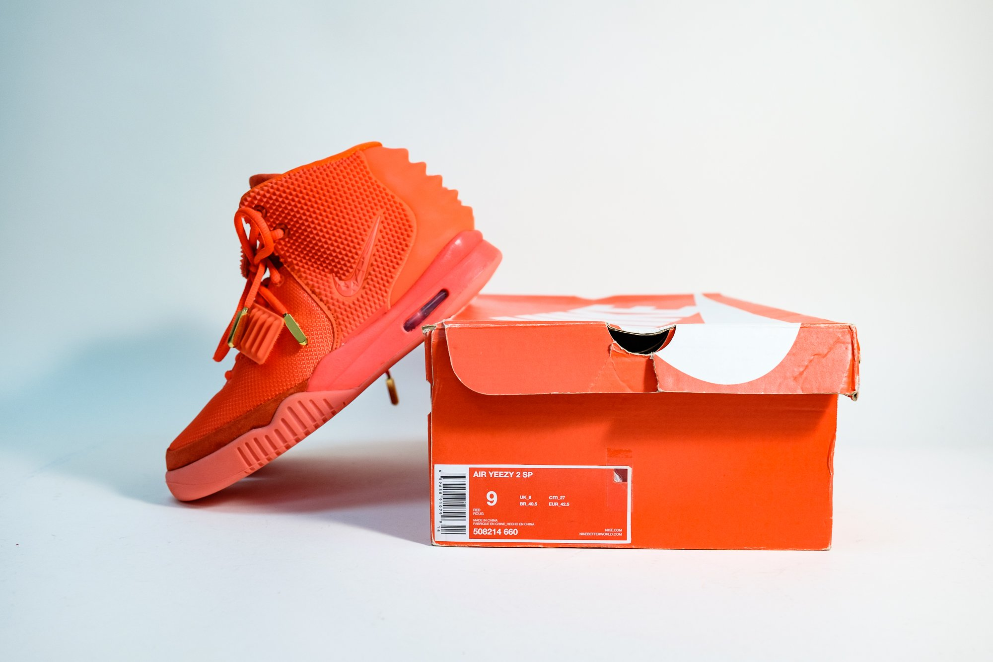 a1bf2d8b3d5ca  11 Subscription - DS Nike Air Yeezy Red October Supreme Kermit SET WTD